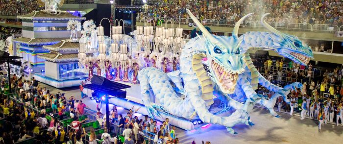 Maybe we will meet these dragons at Carnival.