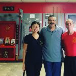 With Sifu Bob and Sifu Jamie
